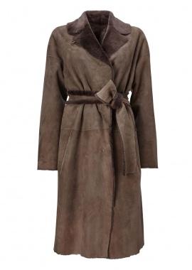 51132 Coat, corderico deer trenchcoa