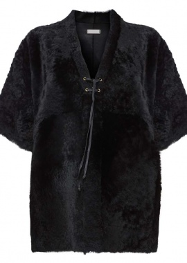 5578 Poncho, lacon black