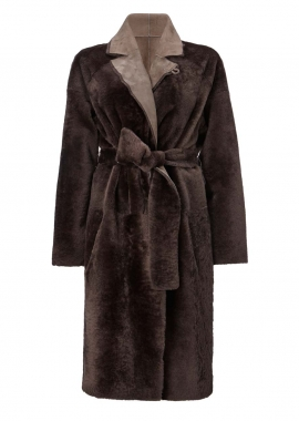 51132 Coat, corderico deer trenchcoat