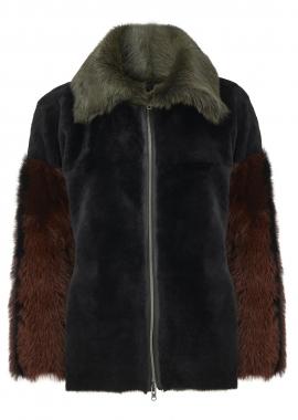 52175 Jacket, toscana w. merino
