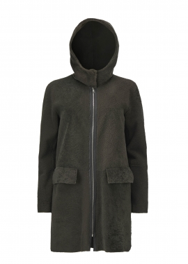 52179 Jacket w. hood, lacon army