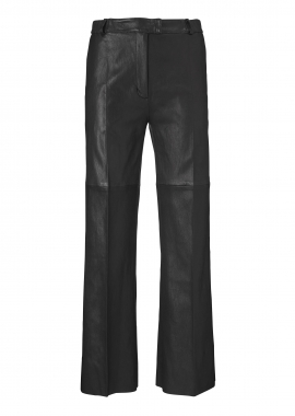 13374 Crop. chino trousers pressfold ela caviar