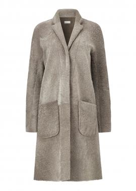 51139 Coat, merino mole
