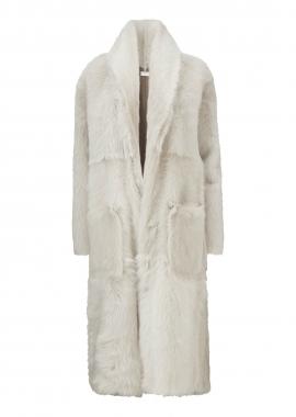 51141 Coat, toscana beige