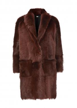51144 Coat, Toscana rust