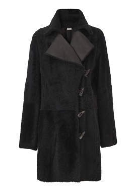 52177 Coat, boheme lacon brown espresso