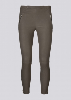 13248 Leggings ela lamb taupe