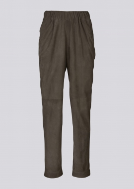 13390 Pants - chino silky grey