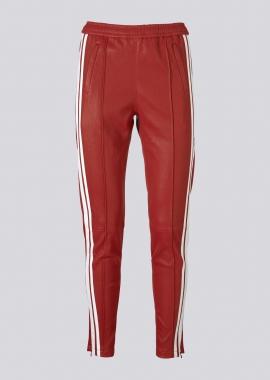 13366 Jogging pants ela lamb red