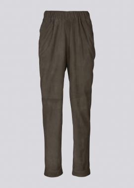 13390 Pants - chino silky grey