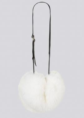 168 Bag white fox