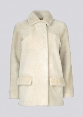 52191 Jacket merino caramel (no reorder)