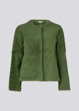 52193 Short jacket lacon emeral