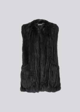 7106 Waistcoat fox black