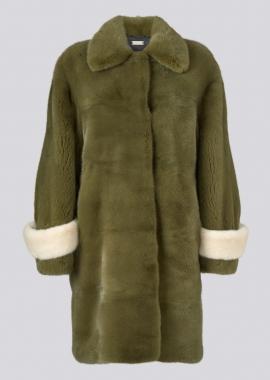 7117 Mink coat army
