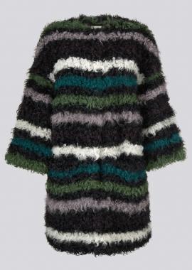 7125 Knittet kalgan multicolor