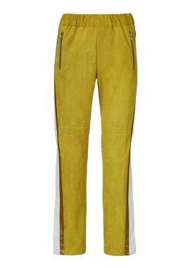 13382 Comfort trousers, suede sun