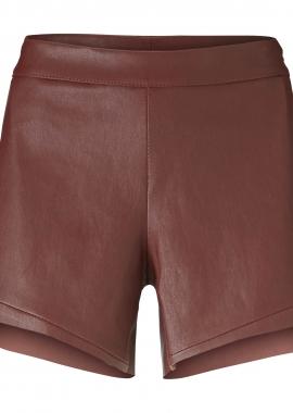 14352 Shorts, ela lamb, caramelo